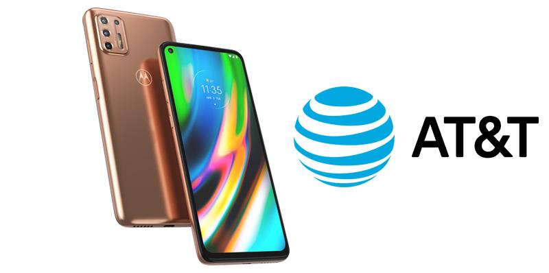 Los nuevos Moto G9 Play y Moto G9 Plus ya están en AT&T