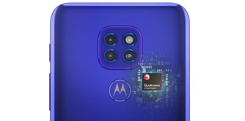 Motorola G9 Play camaras
