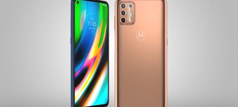 Motorola G9 Plus Mexico