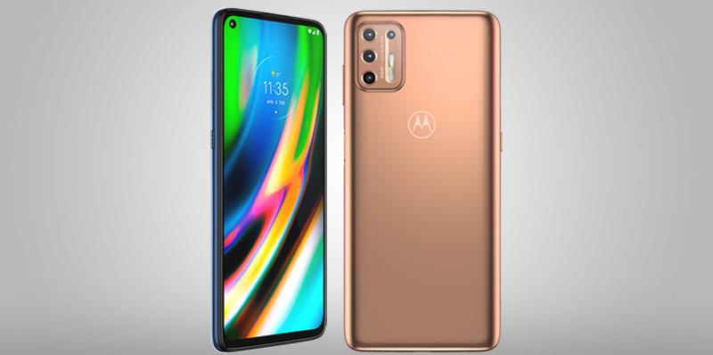 Motorola presenta en México el Moto G9 Plus, acá su precio