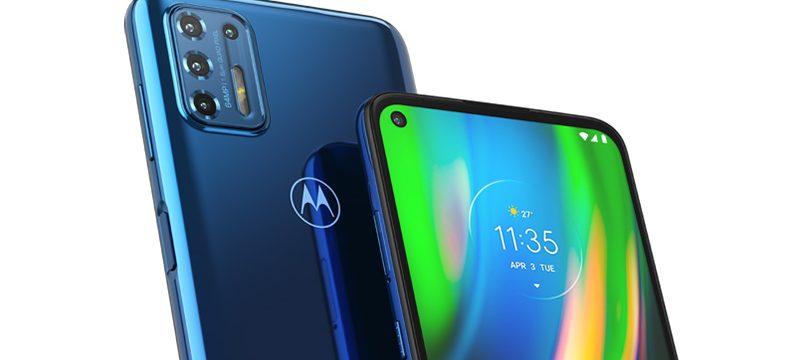 Motorola G9 Plus camaras