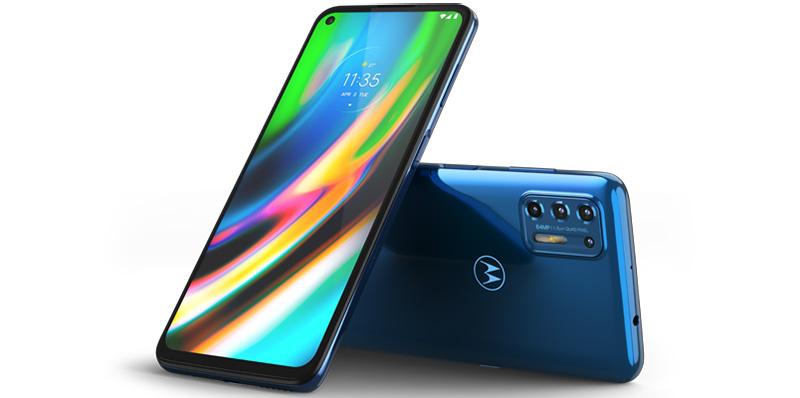 Motorola G9 Plus precio