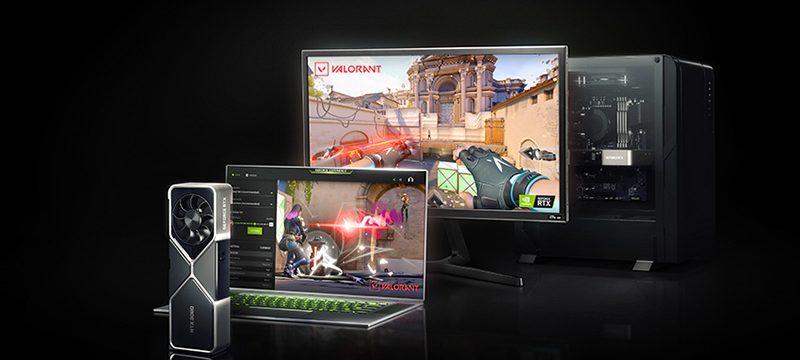 NVIDIA herramientas broadcasters