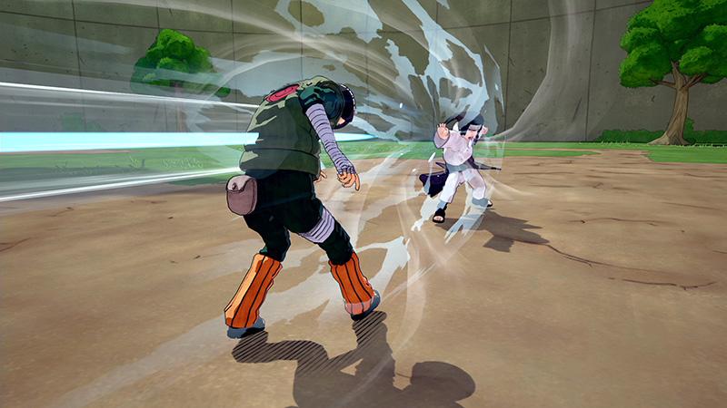 Naruto To Boruto Shinobi Striker Neji Hyuga