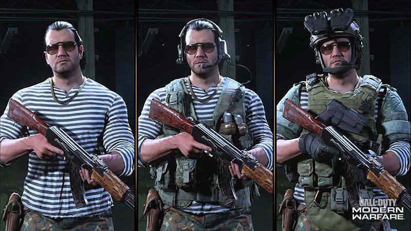 Nikolai Modern Warfare Temporada 6