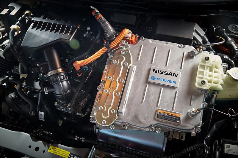 Nissan e-POWER motor