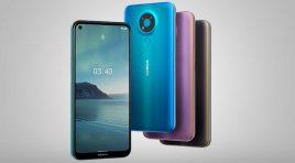 Nokia 3.4 el nuevo smartphone accesible con Snapdragon 460