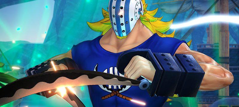 One Piece Pirate Warriors 4 Massacre Soldier Killer