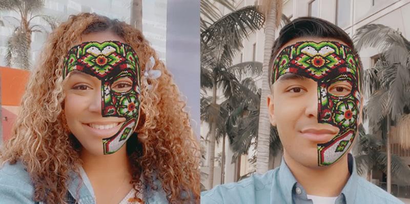 Orgullo Mexicano Snapchat