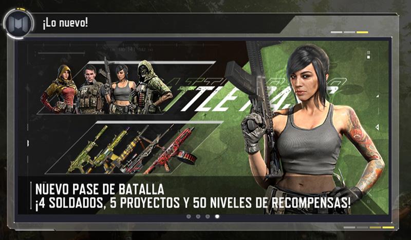 Recompensas del Pase de Batalla de Call of Duty: Mobile Temporada 10