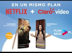 Plan Max Play Telcel