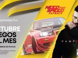 PlayStation Plus octubre