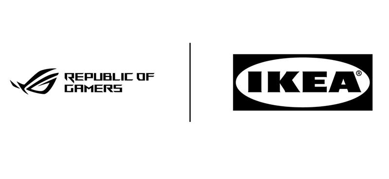 IKEA y ASUS Republic of Gamers crearán muebles para gamers