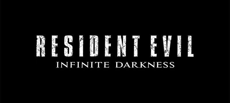 Resident Evil Infinite Darkness logo