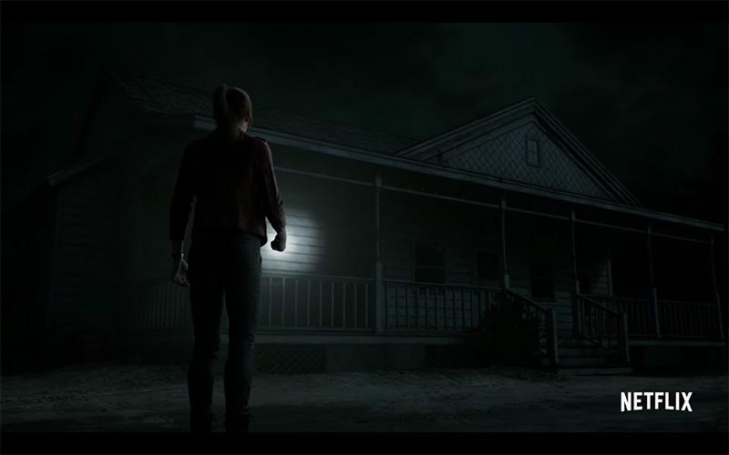 Resident Evil Infinite Darkness teaser