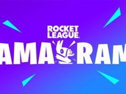 Rocket League Llama Rama Fortnite