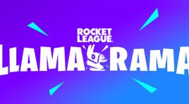 Rocket League y Fortnite se unen para el Llama-Rama