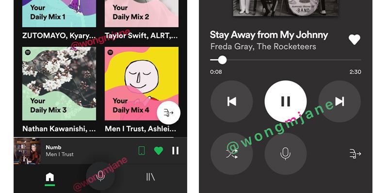 Spotify está trabajando en nueva interfaz para el modo automóvil