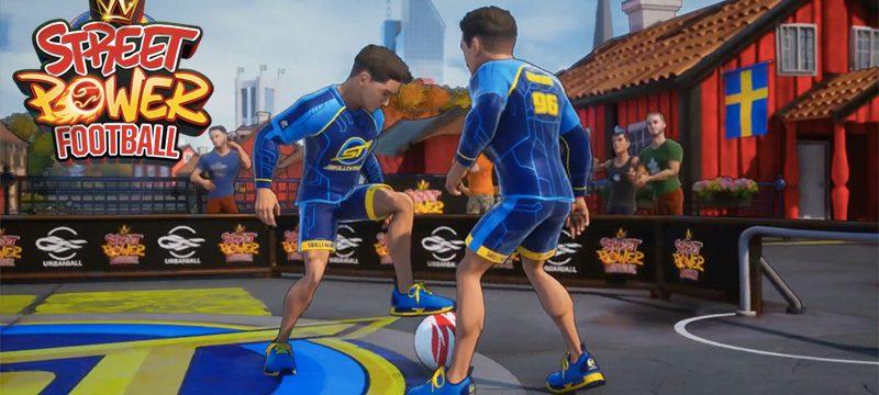 Street Power Football SKILLTWINS