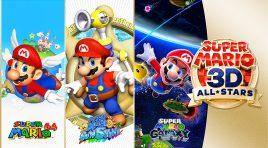 Celebra el 35 aniversario de Mario con Super Mario 3D All-Stars