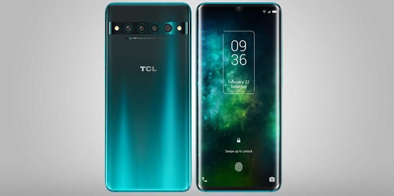TCL 10 Pro llega a México con Telcel; checa precio y especificaciones