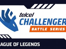 Telcel Challenger Battle Series League of Legends