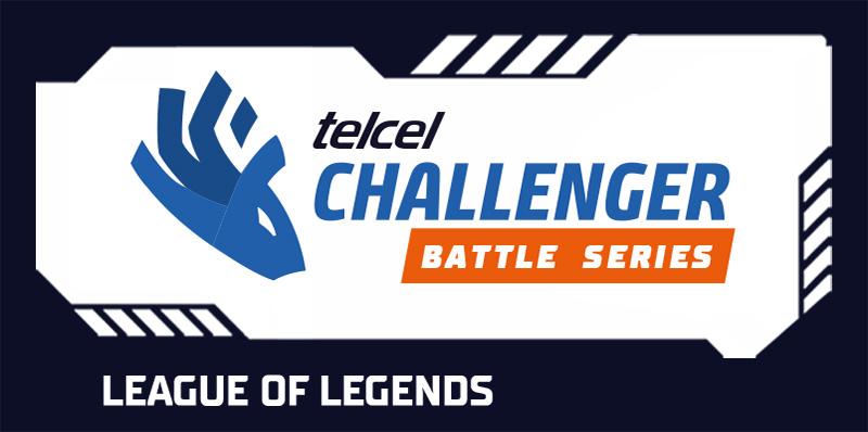 Participa en el Telcel Challenger Battle Series: League of Legends