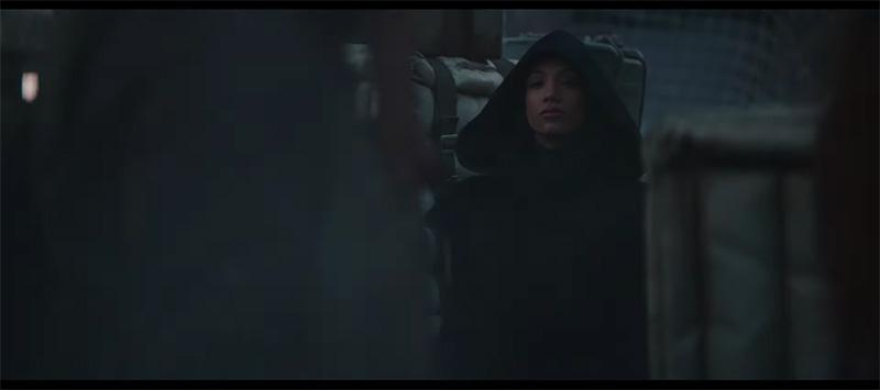 The Mandalorian trailer S2 Sasha Banks