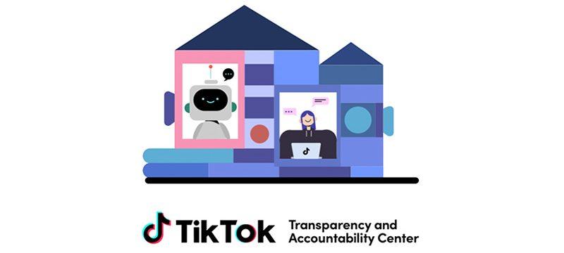 TikTok transparencia