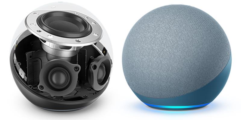 Totalmente nuevo Amazon Echo 2020 bocina