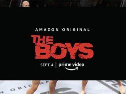 UFC 4 The Boys anuncio