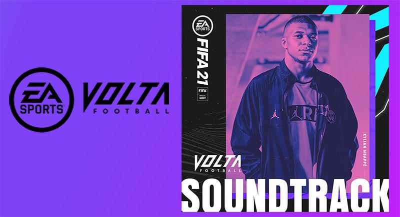 VOLTA FOOTBALL soundtrack