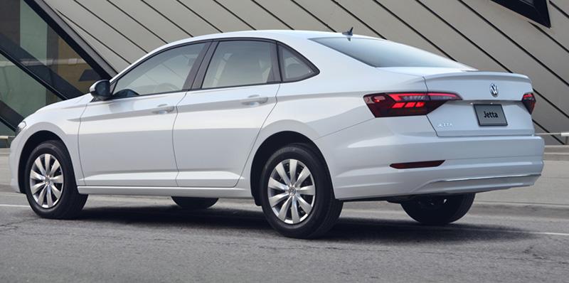 Volkswagen Jetta Startline