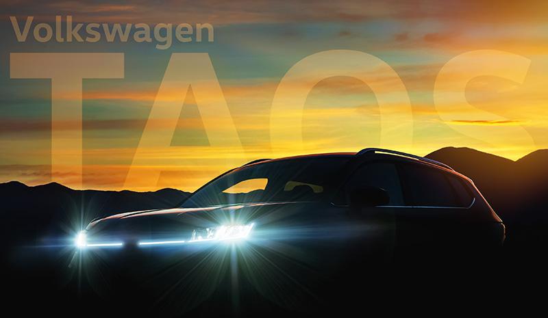 Volkswagen Taos nombre