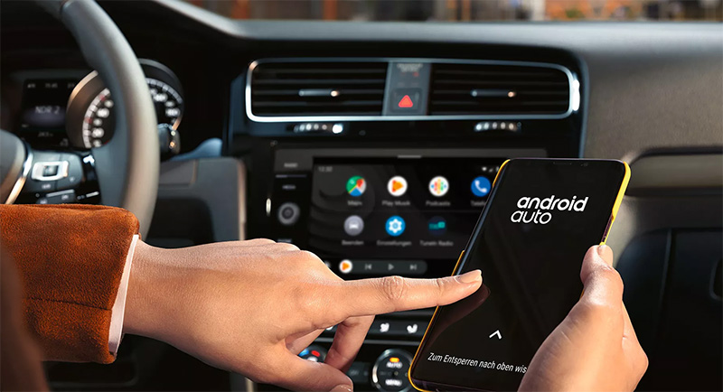 Volkswagen Wireless App Connect Android Auto