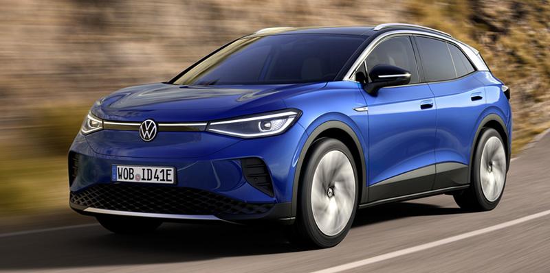 Volkswagen ID.4 se presenta con hasta 520 km de autonomía