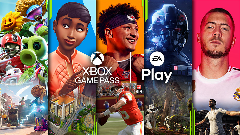 Xbox Game Pass Ultimate EA Play