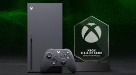 Con Xbox Hall of Fame te puedes ganar un Xbox Series X