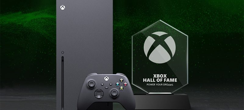 Xbox Hall of Fame premios