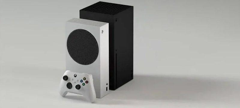 Xbox Series S filtrado
