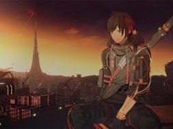 Yuito Scarlet Nexus