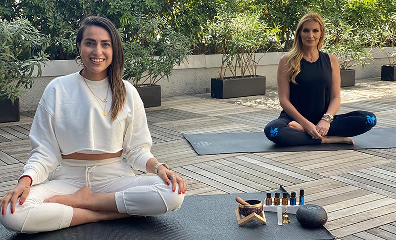 Angie Taddei es la nueva embajadora de Fitbit en México