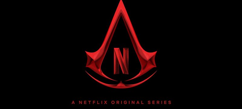 Assassins Creed Netflix logo