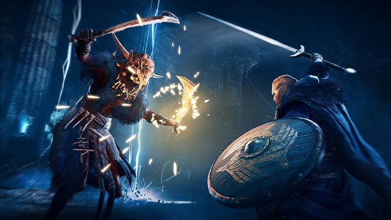Assassins Creed Valhalla Cordelia Boss
