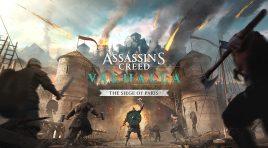 Assassin's Creed Valhalla, El Asedio de París llega en agosto 2021