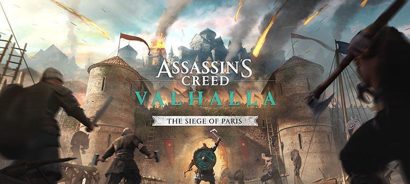 Assassins Creed Valhalla Pase Temporada El Asedio de París