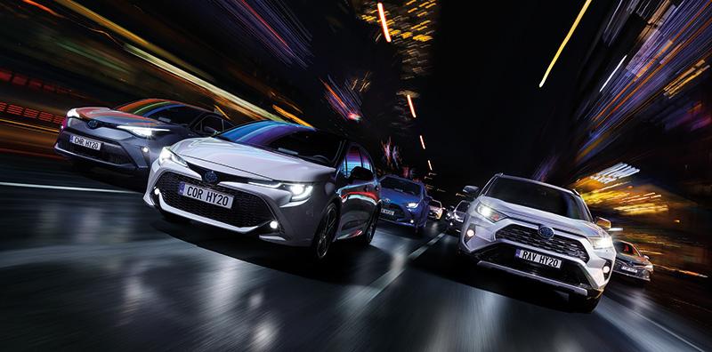 KDDI y Orange Business Services conectan autos de Toyota y Mazda