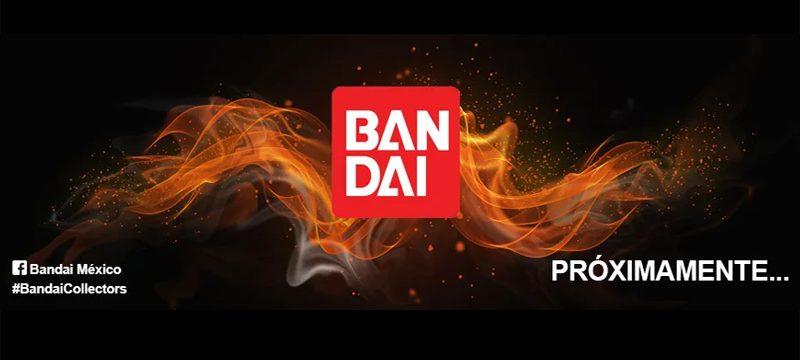 Bandai Mexico nuevo sitio