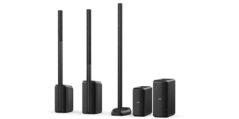 Conoce los nuevos sistemas portátiles de audio Bose L1 Pro