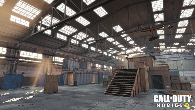 Por celebración de un año el mapa King llega a Call of Duty: Mobile